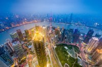 Shanghai, Gateway to the West