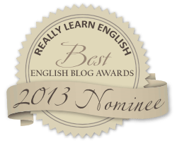 Best English Blog Awards 2013 Badge Platinum