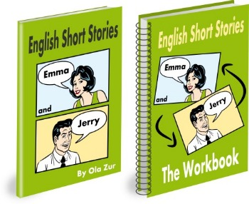 Book and Workbook for ESL students