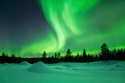 Auroras (Northern and Southern Lights)