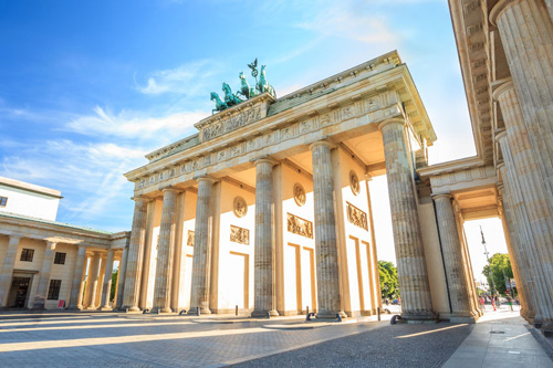 Berlin, the Reunited City
