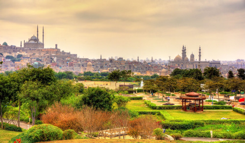 A Brief History of Cairo