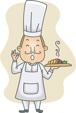 English Vocabulary for Food and Cooking (Illustrated)