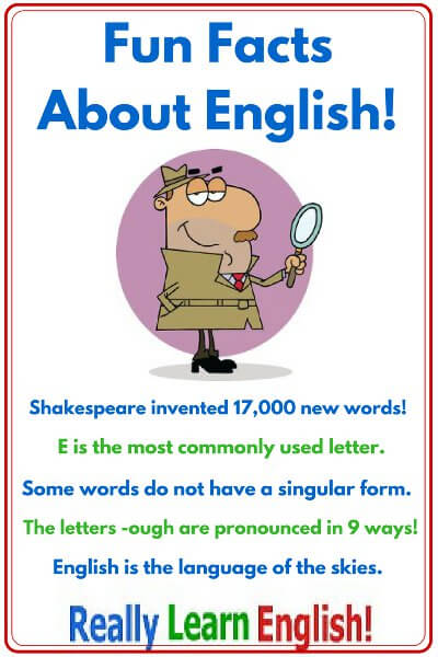 English Fun Facts Words Added Merriam Webster Dictionary
