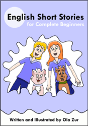 ESL Short Stories Book and Workbook – The English Short