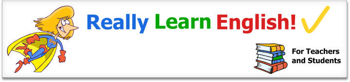 Logo for Really-Learn-English.com