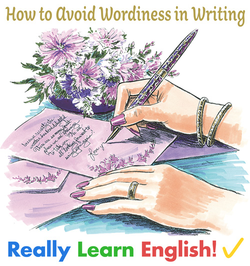 How to Avoid Wordiness in Writing