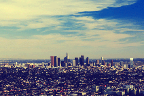 Comprehension Text and Exercises: Los Angeles, the City of