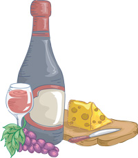 Would red wine or white wine be a better complement for the meal?