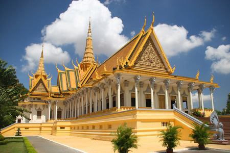 Phnom Penh, Capital of Cambodia