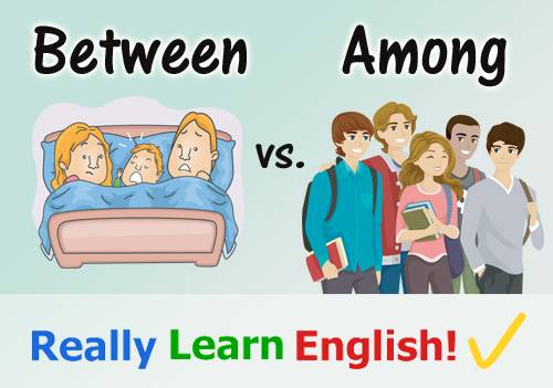 Between vs. Among - What Is the Difference? (with Illustrations ...