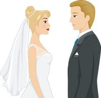 To exchange vows