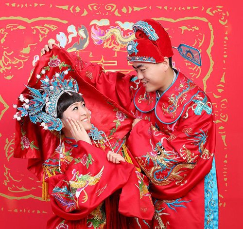 Chinese Wedding Celebrations