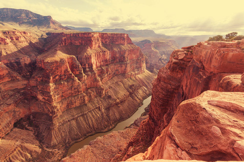 Grand Canyon, the United States of America