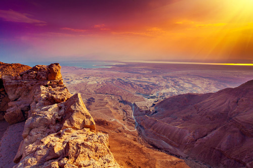 Israel, the Holy Land