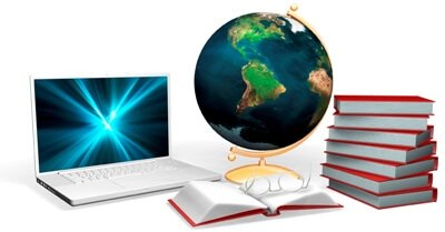 Learn English using the internet