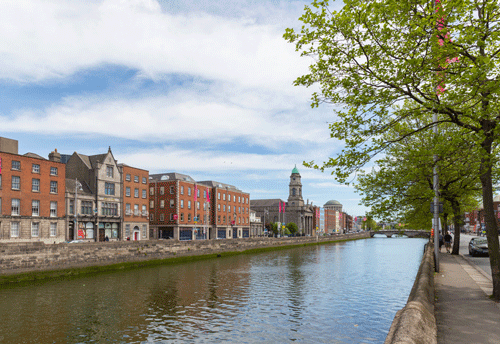 Dublin, the Fair City