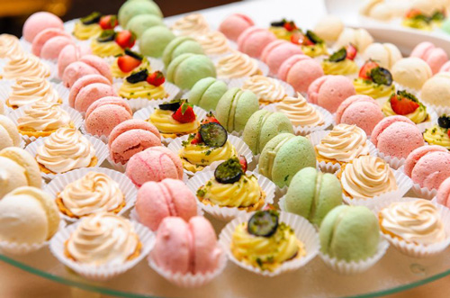 A Brief History of Desserts